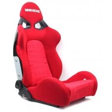 """Krēsls """"CUGA BRIDE"""", sarkans, regulējams + sliedes"""