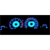 Ford Mondeo (93-96) plazmas spidometri 20-240km/h, balti