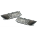 BMW E36 (91-96); E34; E32 LED side lamps, chrome