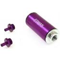 Degvielas filtrs 8,6 mm, violets