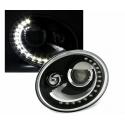 VW Beetle 5C (11-...) LED Dayline headlights, black