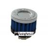 Kartera ventilācijas filtrs, 25mm, zils, Simota