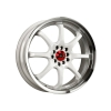 Alumīnija diski Drag DR55 17x7 ET40 4x100/114,3 White