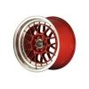 Alumīnija diski Drag DR44 15x8,25 ET25 4x100/114,3 Red