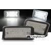 FIAT 500 / 500C (07-...) LED numura apgaismojums