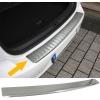 Peugeot 5008 (09-...) aizmugures bampera aizsargs, sudraba