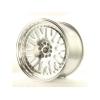 Alumīnija diski Japan Racing JR10 18x9,5 ET18 5x100/112 Machined Silver