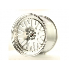 Alumīnija diski Japan Racing JR10 18x9,5 ET18 5x100/112 Machined Silver
