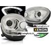 MINI Cooper Countryman R60 (10-14) Led priekšējie lukturi, hromēti, xenona