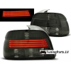 BMW E39 (00-03) aizmugurējie LED lukturi, tonēti