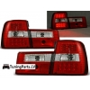 BMW E34 aizmugurējie LED lukturi