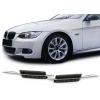 BMW 1 ser. E81 E82 3 ser. E90 E92 5 ser. E60 LED sānu pagriezienu rādītāji, tonēti