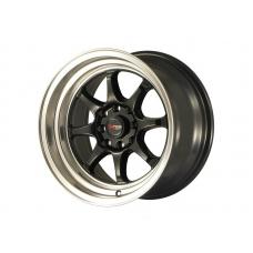 Alumīnija diski Drag DR54 15x8,25 ET0 4x100/114,3 Black