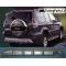Toyota Land Cruiser 120 (03-09) aizmugurējā bampera uzlika