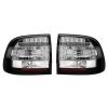 Porsche Cayenne (02-06) aizmugurējie LED lukturi, melni