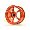 Alumīnija diski Japan Racing JR1 16x7 ET40 4x100/114 Orange