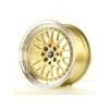 Alumīnija diski Japan Racing JR10 16x8 ET10 4x100/114 Gold