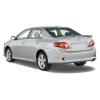 Toyota Carolla (08-...), aizmugurējā bampera, uzlika