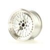 Alumīnija diski Japan Racing JR10 15x8 ET15 4x100/114 Machined Silver
