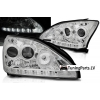 LEXUS RX 330 / 350 (03-08) priekšējie LED Dayline lukturi, hrometi