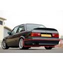 BMW E30 (86-...) aizmugurējā bampera uzlika