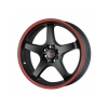 Tenzo-R Tracer v1 17x7 ET42 4x100/114,3 Black/Red