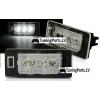 Audi / Skoda / VW LED numura apgaismojums