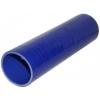 Taisna silikona truba 22mm, 1 metrs