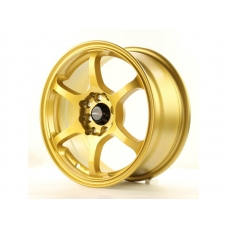 Alumīnija diski Japan Racing JR1 15x6,5 ET38 4x100/114 Glossy Gold