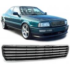 Audi 80 90 B4 (91-94) priekšējā reste melna, /hromēta