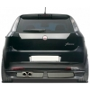 Fiat Grande Punto (05-09) aizmugurējā bampera uzlika