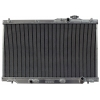 Ūdens radiators Honda Civic (01-05) D17