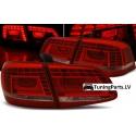 VW Passat B7 Sedan (10-14) rear LED lights