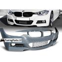 BMW F30/F31 (11-...) priekšējais bamperis, M-pack