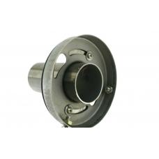 Izplūdes trokšņu slāpētājs 110mm