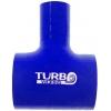 T-veida silikona truba 51/25mm