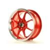 Alumīnija diski Japan Racing JR5 15x6,5 ET35 4x100/114 Red