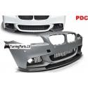 BMW F10/F11 (10-13) priekšējais bamperis ar PDC, M-Performance
