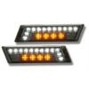 BMW E36 (91-96); E34; E32 LED sānu pagriezienu rādītāji + LED gabarīti, tonēti