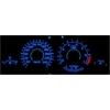 BMW E38; E39; E53 X5 plazmas spidometri 20-240km/h, balti