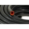 Vakuuma silikona truba 18mm, melna