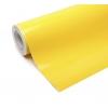 Pašlīmējošā plēve dzeltena/glancēta 1,5x1m