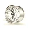 Alumīnija diski Japan Racing JR10 19x11 ET30 5x112/114 Machined Silver