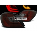 Opel Astra H GTC (04-09) LED tail lights, red & smoke
