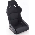 "Krēsls ""MOTORSPORT-LOOK"", melns"