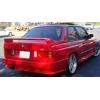 BMW E30 spoileris uz bagāžnieka