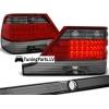 Mercedes-benz W140 S-klase LED aizmugurējie lukturi, tonēti