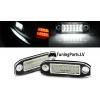 Volvo LED numura apgaismojums