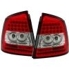 Opel Astra G (98-04) 3/5 durvju hečbeka aizmugurējie LED lukturi