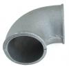 Lietā alumīnija līkums 90 grādu 76mm